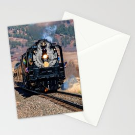 Union Pacific 844 Stationery Cards