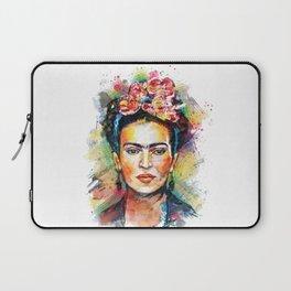 Frida Kahlo Portrait Laptop Sleeve