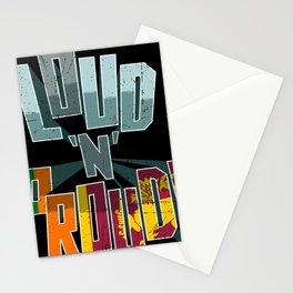 Sri Lanka Pride Loud N Proud Stationery Cards