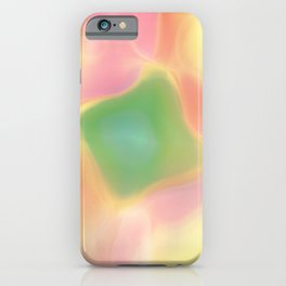 Gradient V iPhone Case