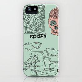 Amazing + Color iPhone Case