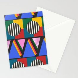 Look Out From In  Stationery Cards