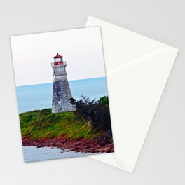 Lighthouse Cape Jourimain N-B Stationery Cards