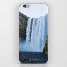 Skogafoss iPhone Skin
