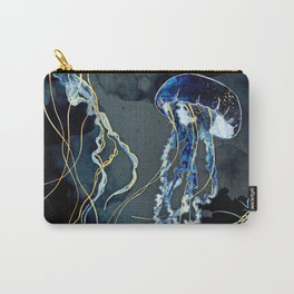 Metallic Ocean III Carry-All Pouch
