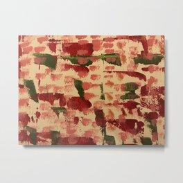 Absract Metal Print