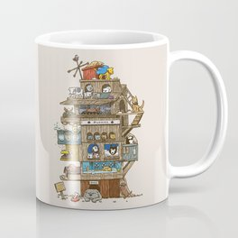 The Dog House Coffee Mug