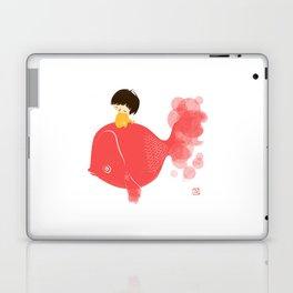 The Gold Fish Laptop & iPad Skin