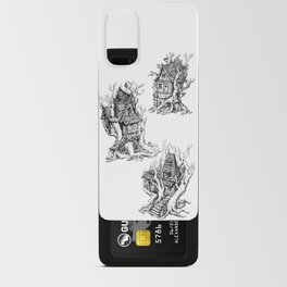 Tree Huts Android Card Case