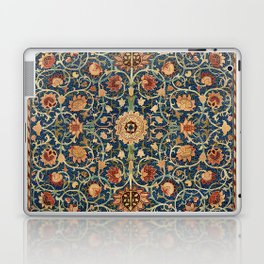 William Morris Floral Carpet Print Laptop & iPad Skin