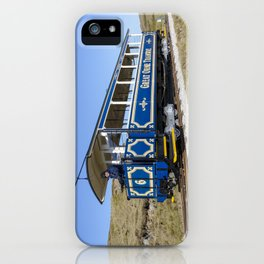 Great Orme tram iPhone Case