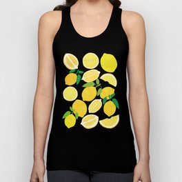 Lemon Harvest Unisex Tank Top