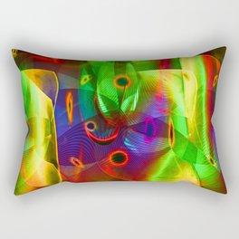 """""""Line & Shape 10"""" Rectangular Pillow"""