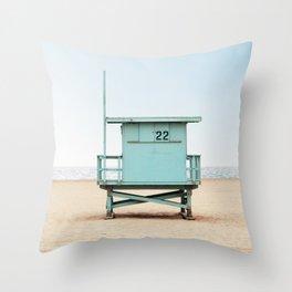 Tower 22 Throw Pillow