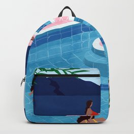 Pool ladies Backpack
