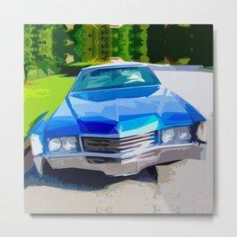 1970 Cadillac Eldorado Metal Print