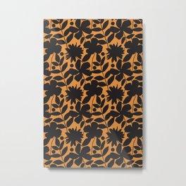Bold Florals Metal Print