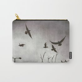 December Sky Carry-All Pouch