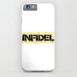 INFIDEL iPhone Case