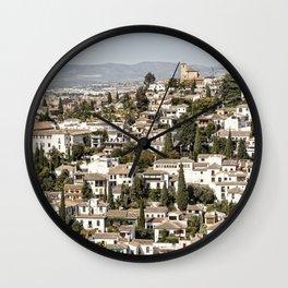 Granada Wall Clock
