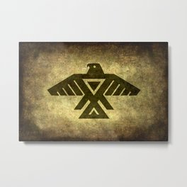Thunder bird or Power bird Metal Print