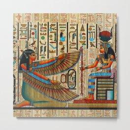 Egyptian - Isis Metal Print