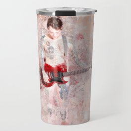 Strip Me Down Travel Mug