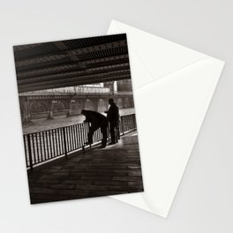 Autumnal Symphony of a Metropolis Stationery Cards