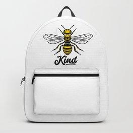 Be Kind - Bee kind Backpack