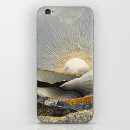 Morning Sun iPhone Skin