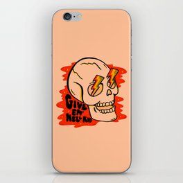 Give 'Em Hell iPhone Skin