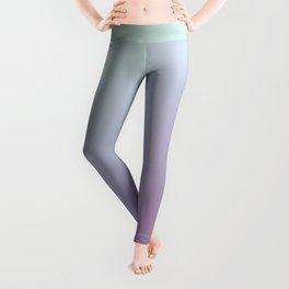 SLEEPYHEAD - Minimal Plain Soft Mood Color Blend Prints Leggings