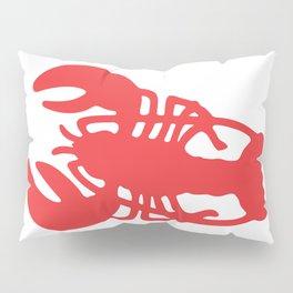 Red Lobster Pillow Sham