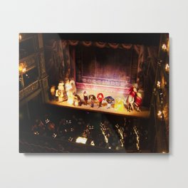 Don Giovanni   Opera Classic Final Bow Old World National Theatre Production Metal Print