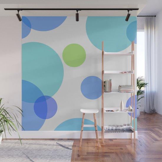 Blue Circles by artbyjac