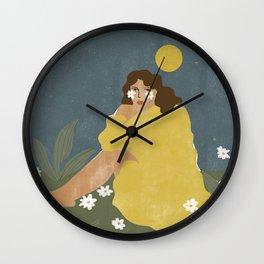 Sun don't shine Wall Clock