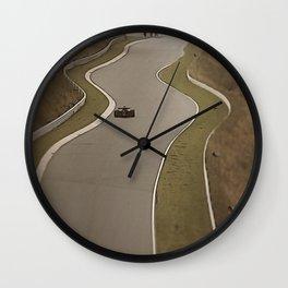 Nürburgring Nordschleife Formula 1 Racing Wall Clock