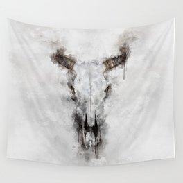 Animal skull Wall Tapestry