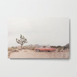 California Living Metal Print