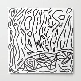 Elements V.2 Metal Print
