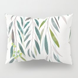 Eucalyptus Drop  Pillow Sham