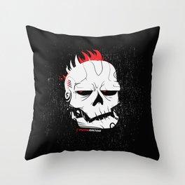 PUNKNATOR Throw Pillow