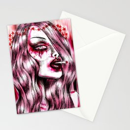 Fighter Stationery Cards