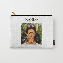 Kahlo - Self-portrait Carry-All Pouch