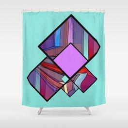 good feeling -46- Shower Curtain