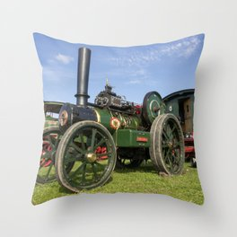 Wallace the Garrett Throw Pillow