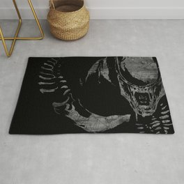 Monster from the Space Rug