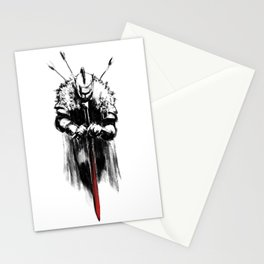 Dark Souls Stationery Cards