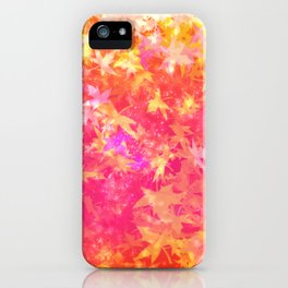 Glowingly Natural iPhone Case
