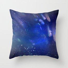 Galaxy IV Throw Pillow